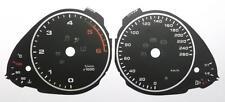 Lockwood Audi Q5 KMH BLACK Dial Conversion Kit C779