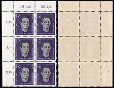 DDR 637 PF I (Gedenkstätten) Michel-PLF, BPP geprüft, ER-Einheit, postfrisch