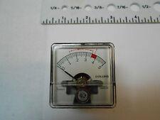 450-0115-00 Collins Mixer/V Meter 0-5 Fs=200Ua/Alt Pn:900379 New Old Stock