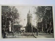 NR 402 / Frankfurt a. Main Eschenheimer Turm ungelaufen +-1935