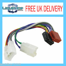 10-507 TOYOTA URBAN CRUISER 2009 ONWARDS ISO MUTE SOT CABLE ADAPTOR LEAD