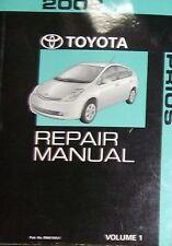 2008 TOYOTA PRIUS Service Repair Shop Manual VOLUME 3 FACTORY OEM BRAND NEW 2008
