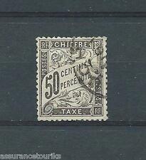 TIMBRE TAXE - 1881 YT 20 - OBL. / USED