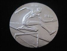 "MDS Finlandia 50 liiraa 1983 ""ATLETICA LEGGERA-WM"", Argento #14"