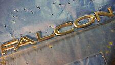 Ford Falcon Letter Set Tailgate Emblems Vintage 1964-5 #C1DB6440282A-F, RANCHERO