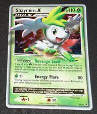 Shaymin Lv.X DP39 DP Black Star HOLO Promo EXCELLENT Pokemon Card