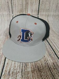 Durham Bulls Minor League - Carolina Hurricanes Hockey Snapback Hat Cap NWOT