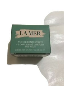 La Mer the eye concentrate 0.17 oz  / 5 ml NEW in Box