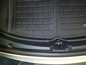 2012-2017 TESLA MODEL S Front and Rear TRUNK LINER 3D Kagu Style MAXpider
