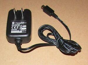 Motorola AC Power Supply Phone Charger DCH3-05EU-0300 Fast Shipping!