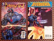 Justice League #23.1 3-D Cover New 52 9.6 NM+ Darkseid Origin PLUS BONUS COMIC!!