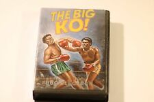 BBC Micro / Acorn Electron Cassette Game -THE BIG KO BY TYNESOFT 1987