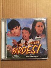 Tum To Thehre Pardesi -  Altaf Raja - Venus Rare Bollywood VCDS 667 1st Ed