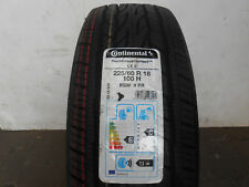 1 Offroad SUV-Reifen Continental ContiCrossContact LX2 225/60R18 100H NEU !