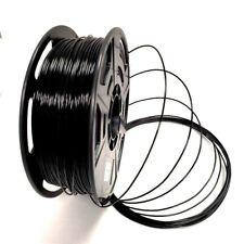 3D Printing Filament 1.75mm PLA 1Kg - Black