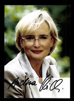 Andrea Wicklein Autogrammkarte Original Signiert  ## BC 90015