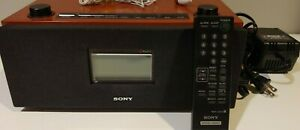 """Sony XDR-S3HD AM FM Digital HD Tuner Radio With Remote """"Excellent Condition"""""""