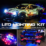 🔥LED Light ONLY Lighting Kit For Lego 42096 Technic Porsche 911 RSR Brick