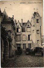 CPA  Saumur - Maison des Ducs d'Anjou     (207922)