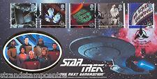 "1996 Films - Benham Pilgrim ""Star Trek Generations"" Official - Star, Dyfed H/S"