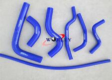 Blue silicone radiator hose for SUZUKI SIERRA 1.3L SJ413 1984-1996