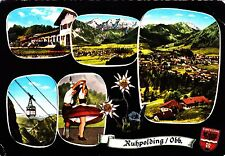Ruhpolding / Obb.   ,Ansichtskarte,1971 gelaufen
