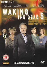 WAKING THE DEAD 5 the complete series five - DVD
