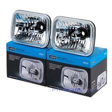 """H6054 Nokya Sealed Beam Headlight Conversion Kit 7x6"""" SAE / DOT NOK2212S 1 Pair"""