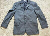 Joseph Abboud Men's Jacket Blazer Grey Size 46L