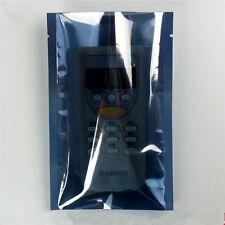100 Aluminiumbeutel Alubeutel Bügelbeutel Bügeltüten Alufolie Vacuumbeutel 15cm