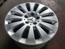 """16"""" Original Mercedes Benz Felgen C Klasse W204 A2044010602 B66474352 7x16 et43"""