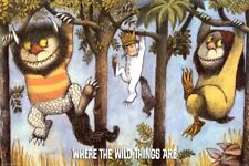 WHERE THE WILD THINGS ARE - HANGING FROM TREES POSTER 24x36 - 50784