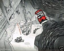 Publicité advertising 1996 Boisson Cherry Coke Coca Cola