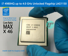 Magic Reform Intel Mobile Cpu i7 4980Hq, up to 4.0 Gh, Unlocked, 47 W, 6M Cache