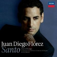 "JUAN DIEGO FLOREZ ""SANTO"" CD NEU"