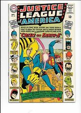 Justice League of America #38 September 1965 Crisis on Earth A !!!
