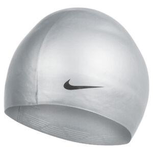 Nike Dome Badekappe Unisex 368864-070 Schwimmkappe Mütze Einheitsgröße neu