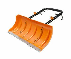 WORX WA0230 Snow Plow Accessory for AeroCart Wheel Barrow (WG050) BRAND NEW
