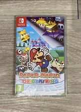 Paper Mario: The Origami King - Nintendo Switch In Hand Ship Now!