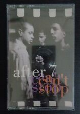 AFTER 7 CAN'T STOP NEW Cassette Single Tape FREE SHIPPING Sealed