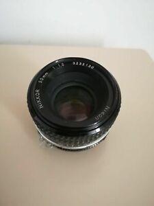 Nikon Nikkor 50mm f1.8 Ais