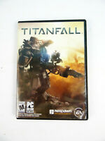Titanfall (PC: Windows, 2014) Complete 3 DVDROMS W/CDKEY