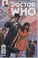 Doctor Who #9 New Adventures with the 12th Doctor comic book TV show series
