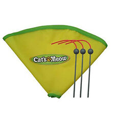 """Generic Undercover Mouse Replacement Spare Wand & 23"""" Nylon Skirt for Cat's Meow"""