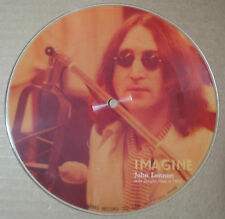 "EXTREMELY RARE - JOHN LENNON & PAUL McCARTNEY (THE BEATLES) 7"" PICTURE DISC"