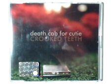 DEATH CAB FOR CUTIE Crooked teeth cd singolo PR0M0