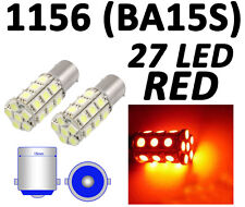 Red 27 LED Car Auto Tail Rear Turn Brake Light Bulbs Lamp BA15S 1156 5007 S25