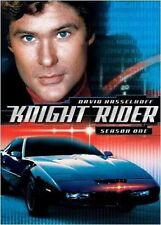 Knight Rider ~ Complete 1st First Season 1 One ~ Brand New 4-Disc Dvd Set