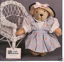 MUFFY HIGH TEA WITH SMALL CUT LOOP TAG KOREA 1988-1990