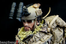 "Seal Team Six 1/6 figure 12"" Devgru Red Team BBI  Blue Box Toys Elite Force L@@K"